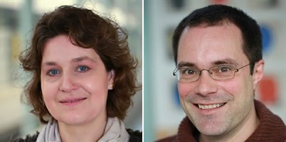 Karin Molenveld en Edwin Keijsers