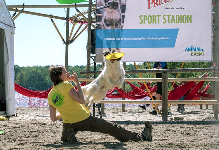 Prins Petfoods op Animal Event