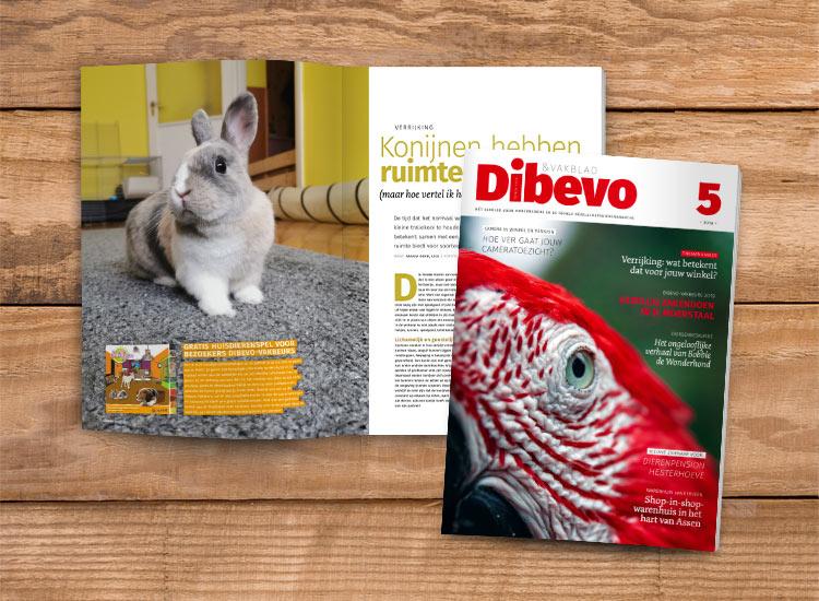 Proefnummer Dibevo-Vakblad