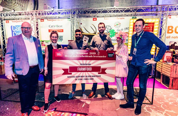 Fram Food wint award