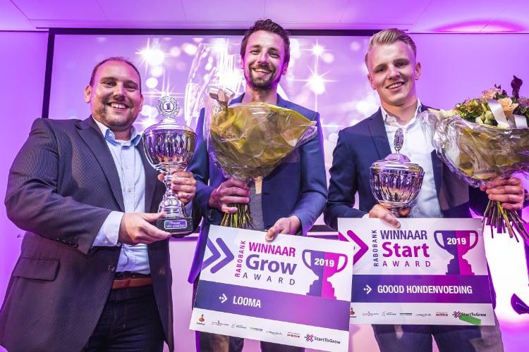 Goood winnaar Rabobank StartToGrow Award