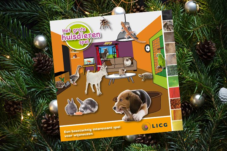 LICG Huisdierenspel