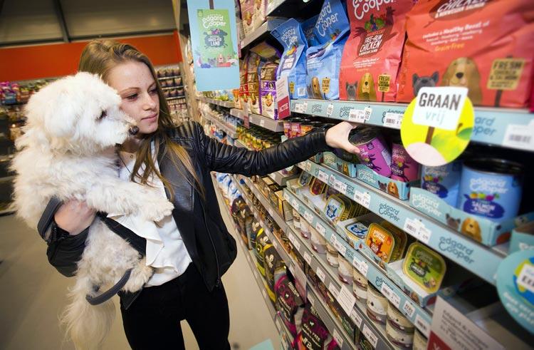 Natuurlijke diervoeding bij Pets Place