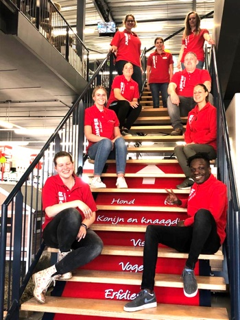 Team Jumper Dordrecht enthousiast over opening