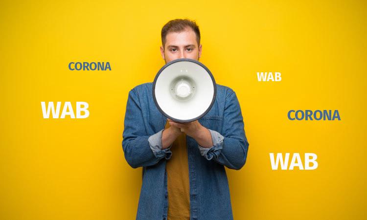 WAB in coronatijd