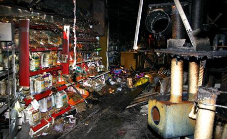 Brand: 2 jaar na een brand is de helft van alle bedrijven failliet