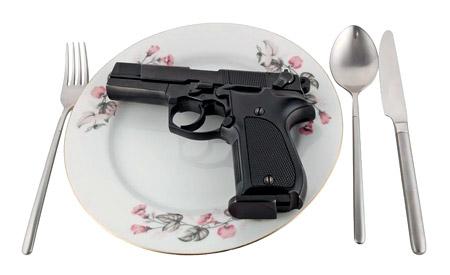 Crimineel ontbijtje