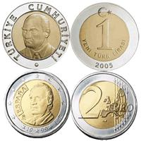 muntstukken euro