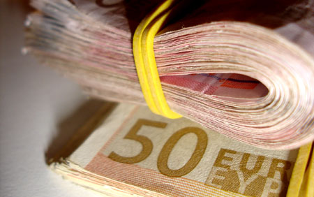 Let op: Toename aantal valse eurobiljetten in Nederland