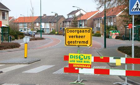 Schade door wegwerkzaamheden? Uw mening telt.